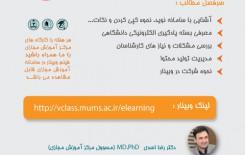 کارگاه آموزش مجازی ویژه کارشناسان آموزش مجازی