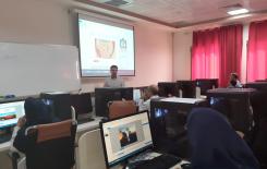 برگزاری کارگاه آشنایی با استاندارها و نحوه تولید محتوای الکترونیکی