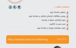 وبینار جامع آموزش مجازی